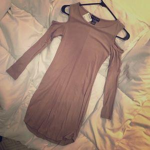 Tight Ribbed Dress